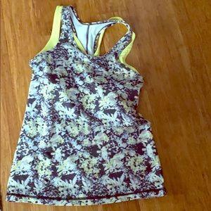Lulu top, worn once